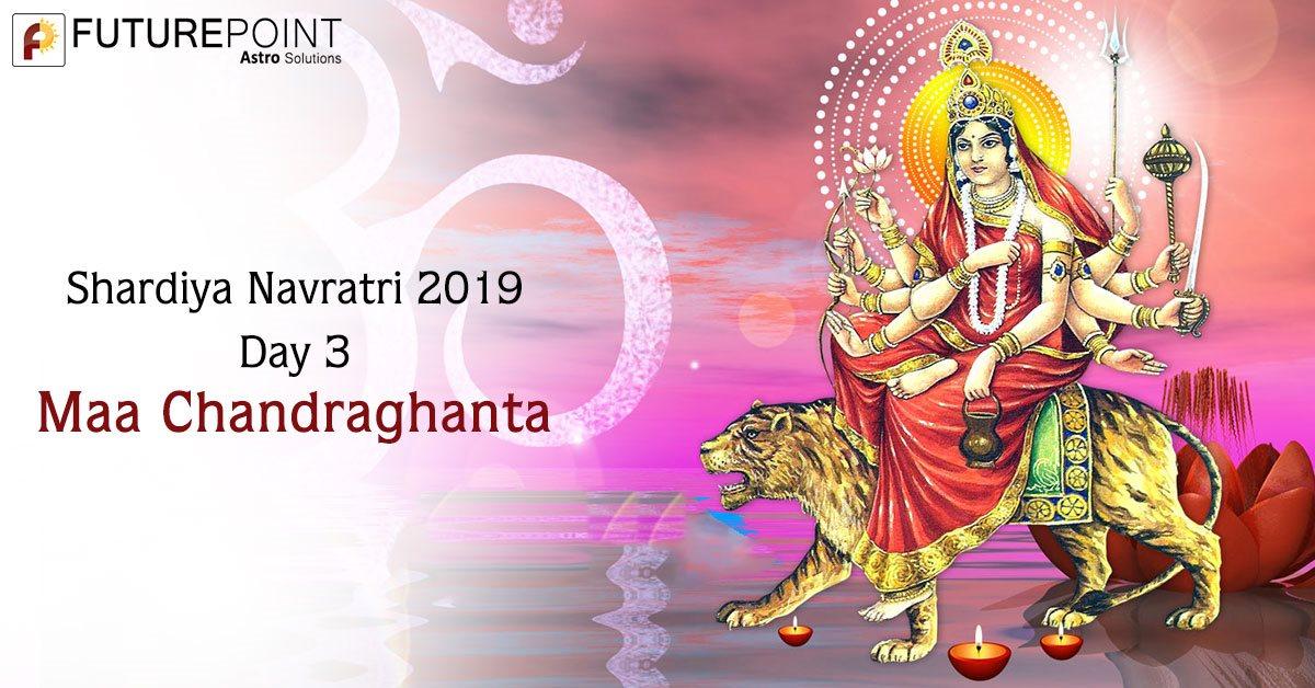 Shardiya Navratri 2019 Day 3: Maa Chandraghanta