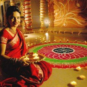 दीपावली में कहाँ कहाँ जलाये दीपक