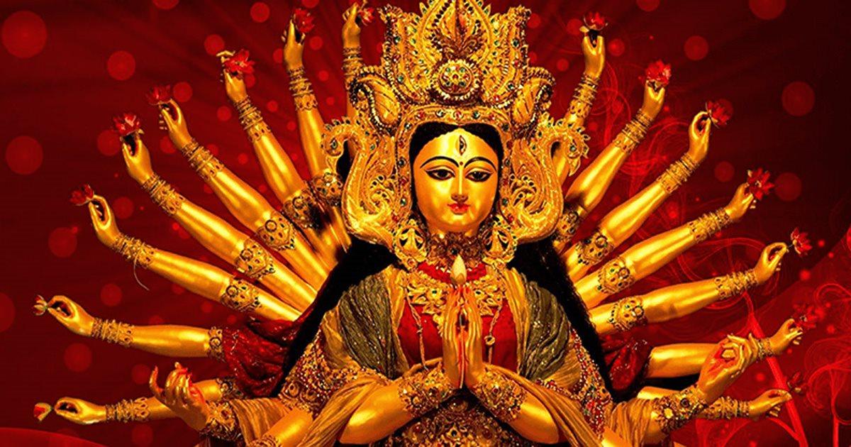 नवरात्रि के दौरान माँ भगवती की कृपा मिलने के कुछ शुभ संकेत ।