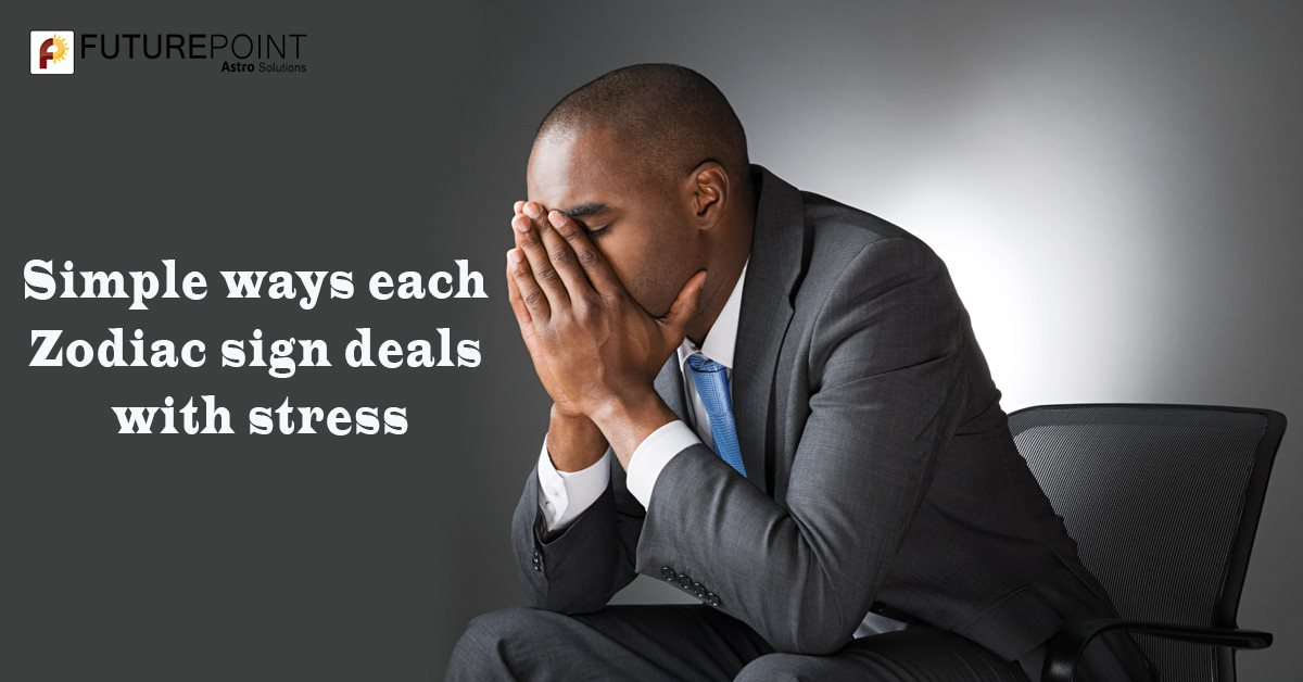 Simple ways each Zodiac sign deals with stress