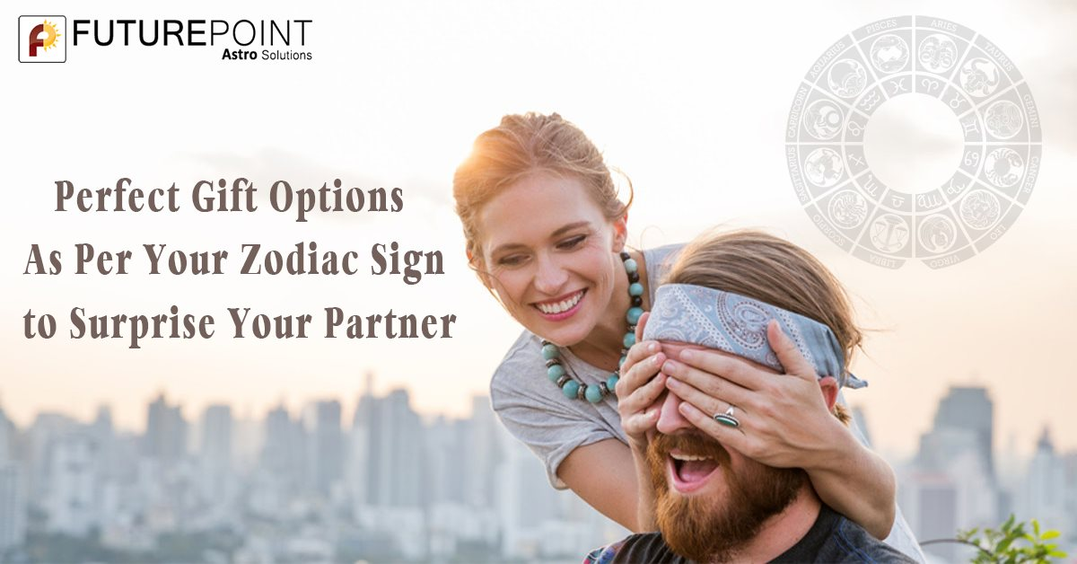 Perfect Gift Options As Per Your Zodiac Sign to Surprise Your Partner