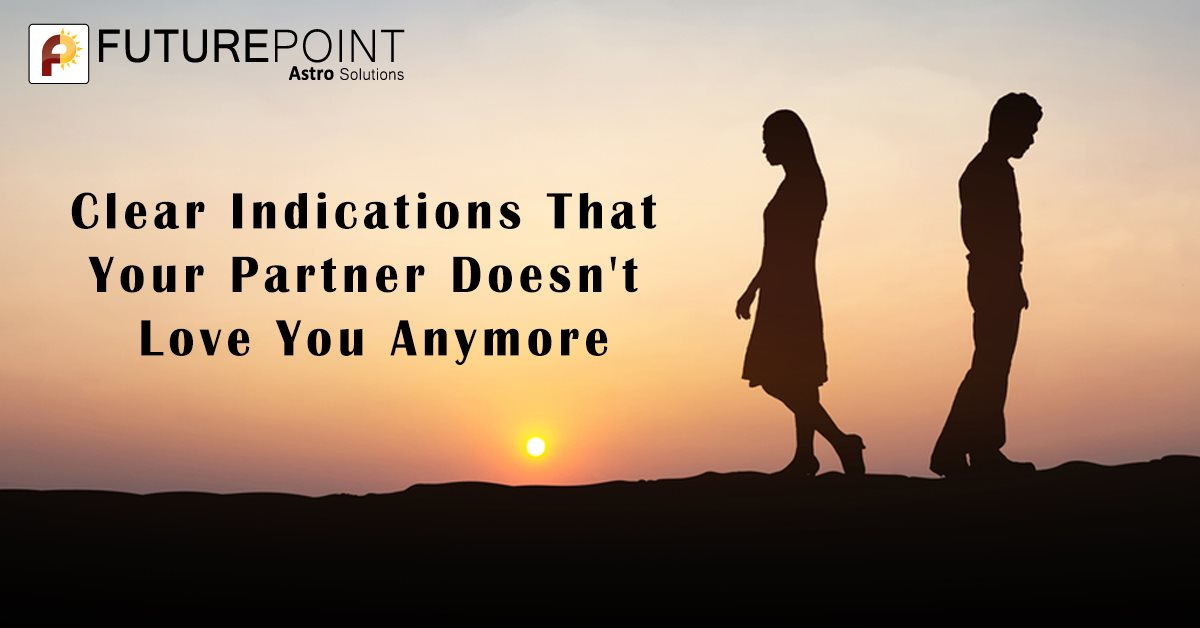 Clear Indications That Your Partner Doesn