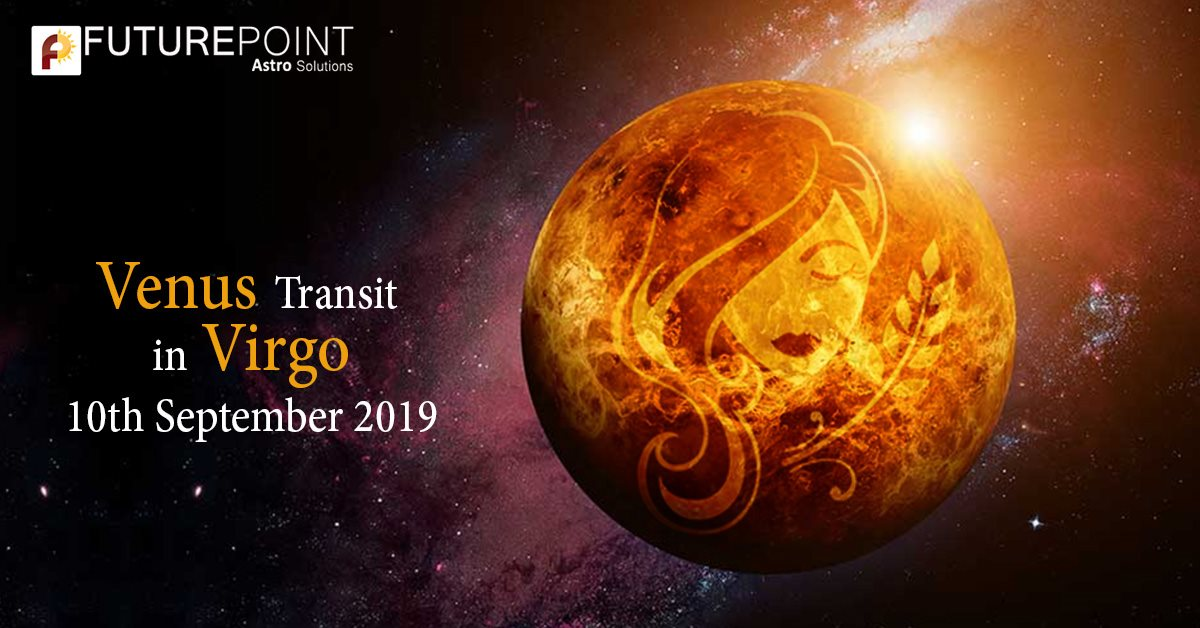 Venus Transit in Virgo- 10th September 2019