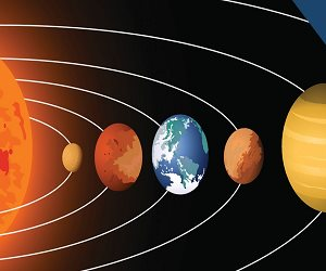 Planets Can Reveal the Intelligence of People