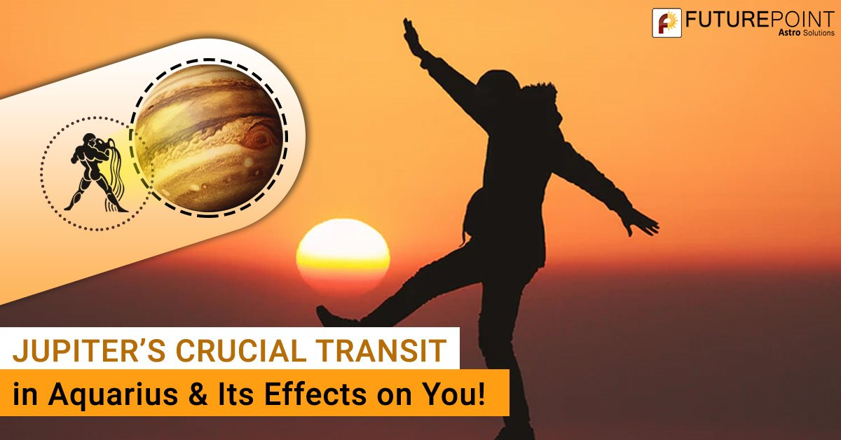 Jupiter's Crucial Transit in Aquarius & Its Effects on You!