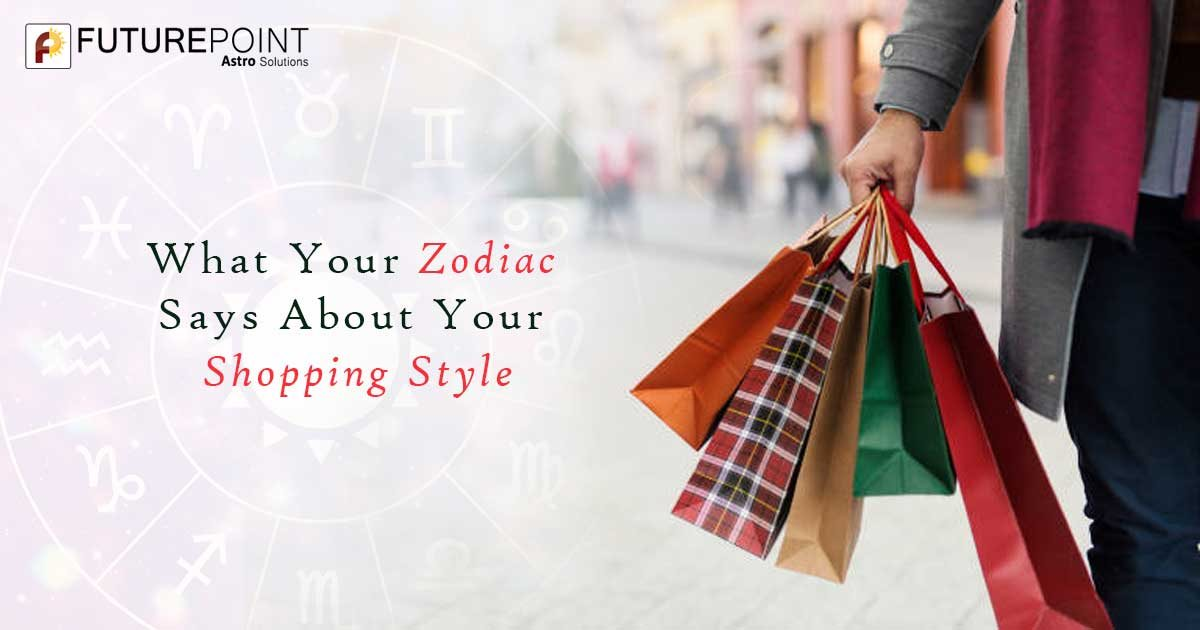 What Your Zodiac Says About Your Shopping Style