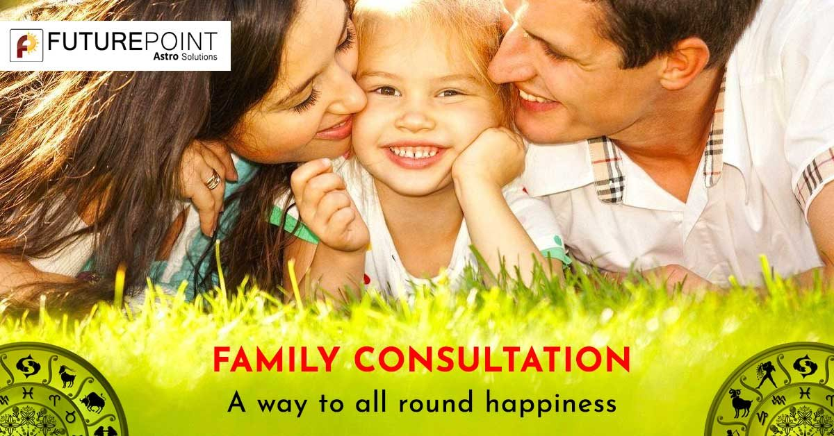 Family consultation- A way to all round happiness