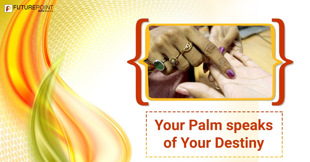 Your Palm speaks of Your Destiny