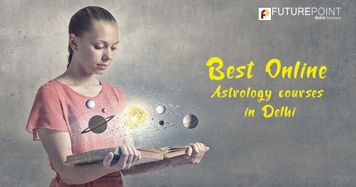 Best Online Astrology courses in Delhi