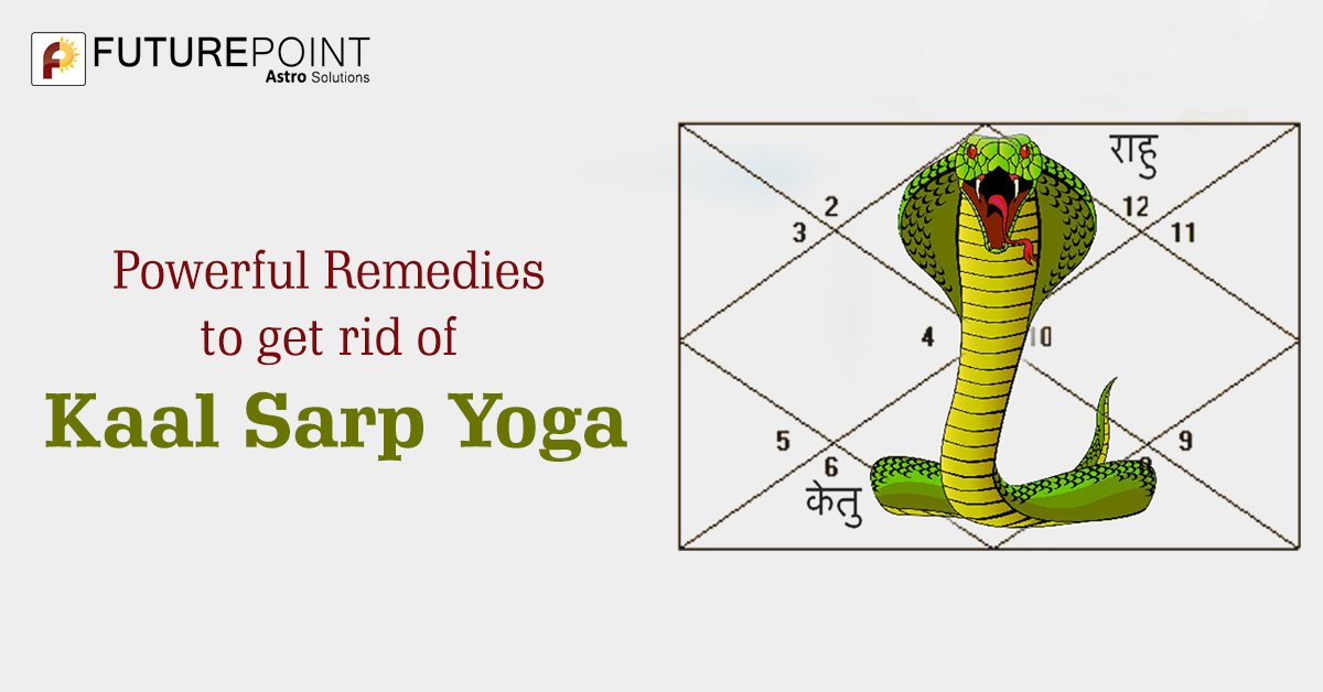 Powerful Remedies to get rid of Kaal Sarp Yoga