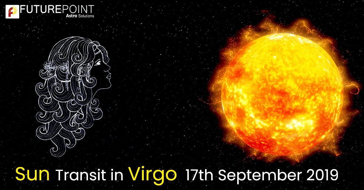 Sun Transit in Virgo - 17th September 2019