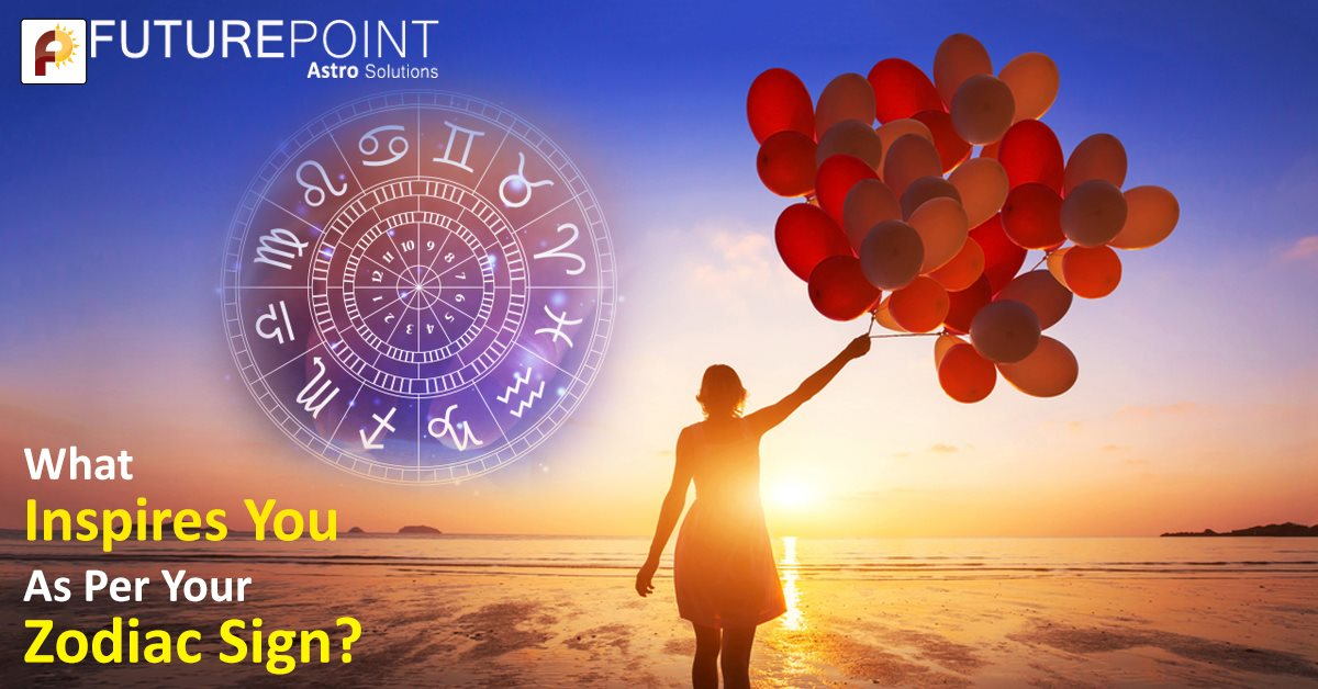 What Inspires You As Per Your Zodiac Sign?