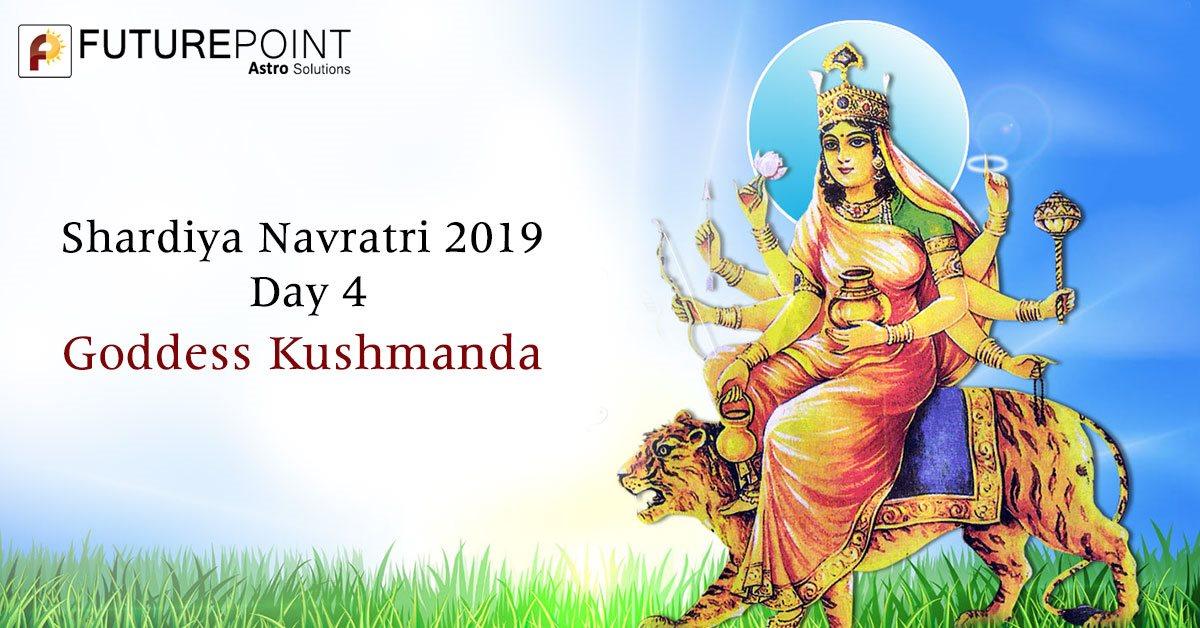 Shardiya Navratri 2019 Day 4: Goddess Kushmanda