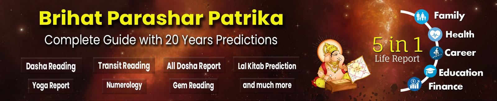 Free Online Indian Astrology Prediction at Indianastrology com