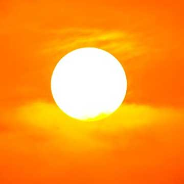 sun in 12 houses