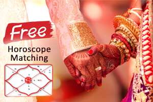Free Kundli Matching for Marriage