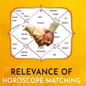 Relevance of Horoscope matching