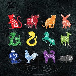The Twelve Animals of the Zodiac