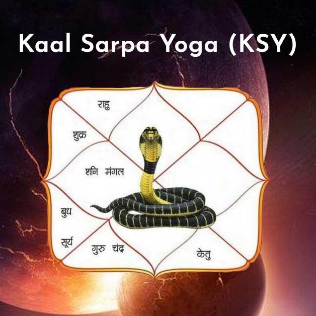Kaal Sarpa Yoga (KSY)