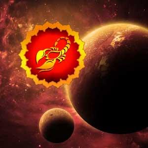Transit of Saturn into Scorpio