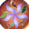 शुक्ल पक्षः रात्रि में पंच पक्षी के कार्य