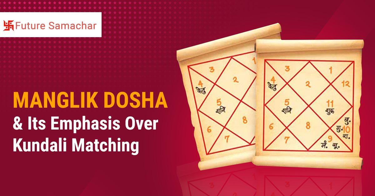 Manglik Dosha and Its Emphasis Over Kundali Matching