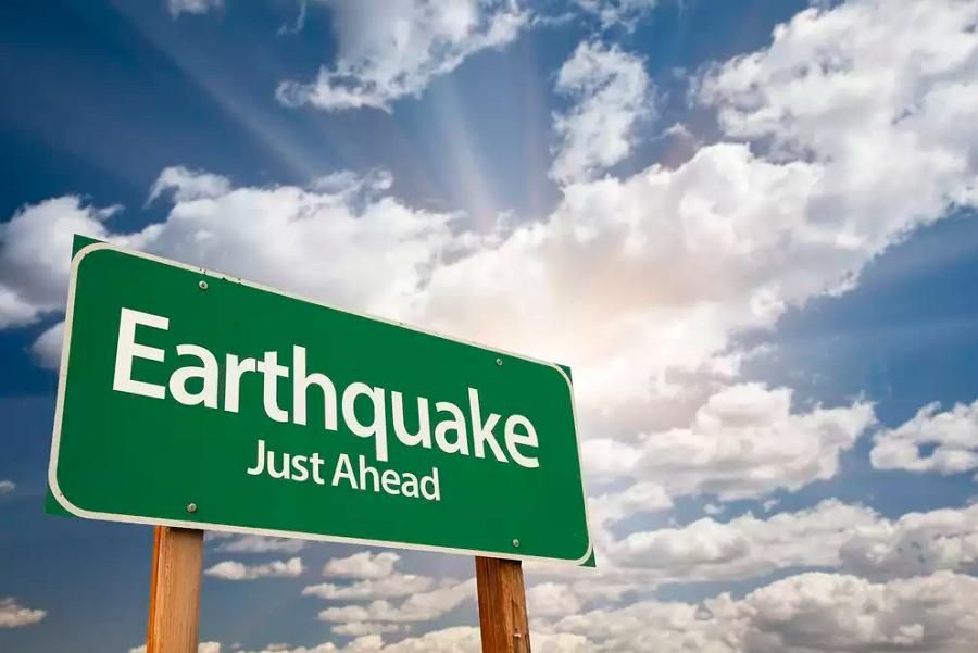 Earthquake in 2018