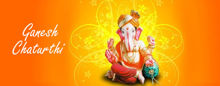 Ganesh Chaturthi or Ganeshotsava : a festival of happiness & prosperity