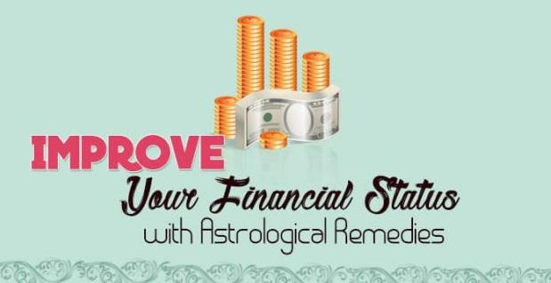 improve financial status